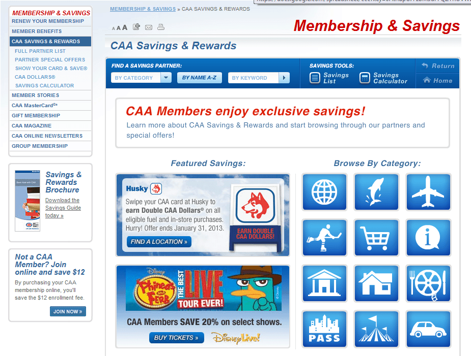 how-to-save-money-with-your-caa-membership