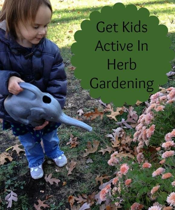 get-kids-active-in-herb-gardening