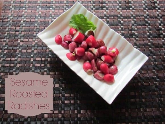 easy-healthy-recipe-sesame-roasted-radishes