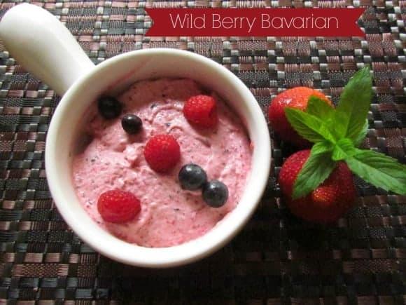 healthy-fruit-dessert-wild-berry-bavarian