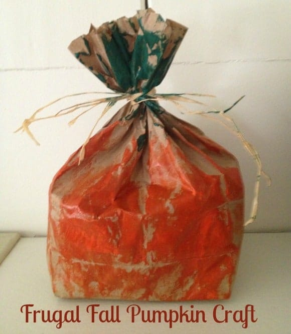 fall-craft-paper-bag-pumpkins