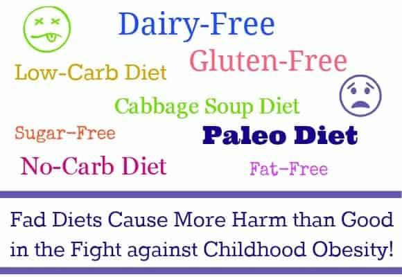 fad-diets-childhood-obesity-expert
