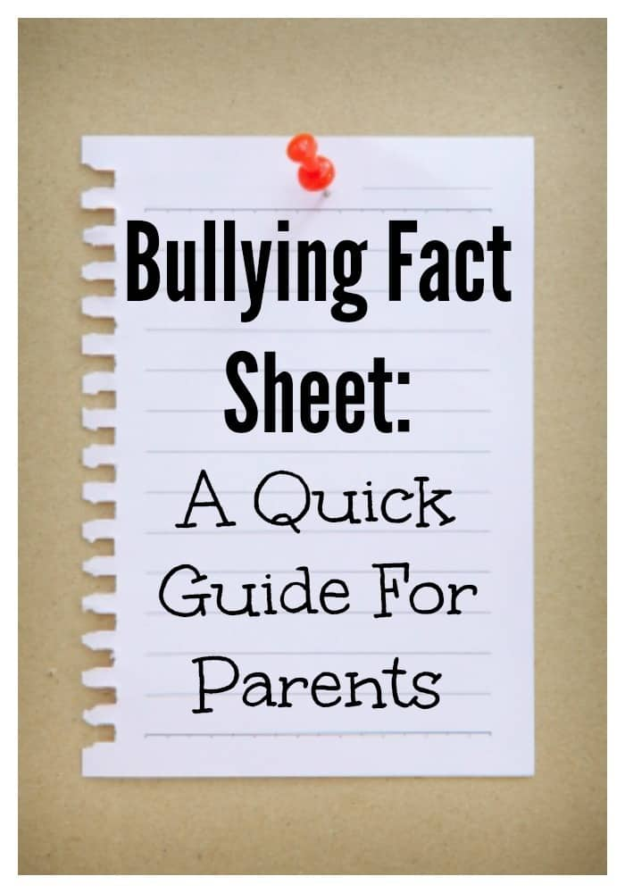 bullying-fact-sheet-quick-guide-parents