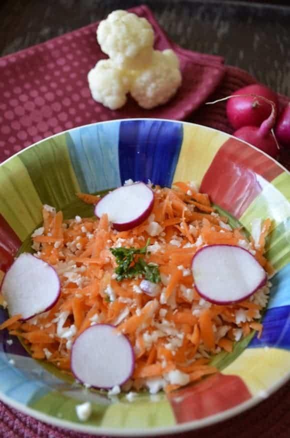 radish-cauliflower-carrots-camping-salad