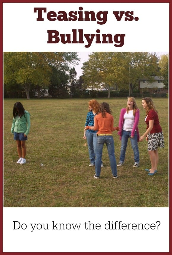teasing-vs-bullying-difference