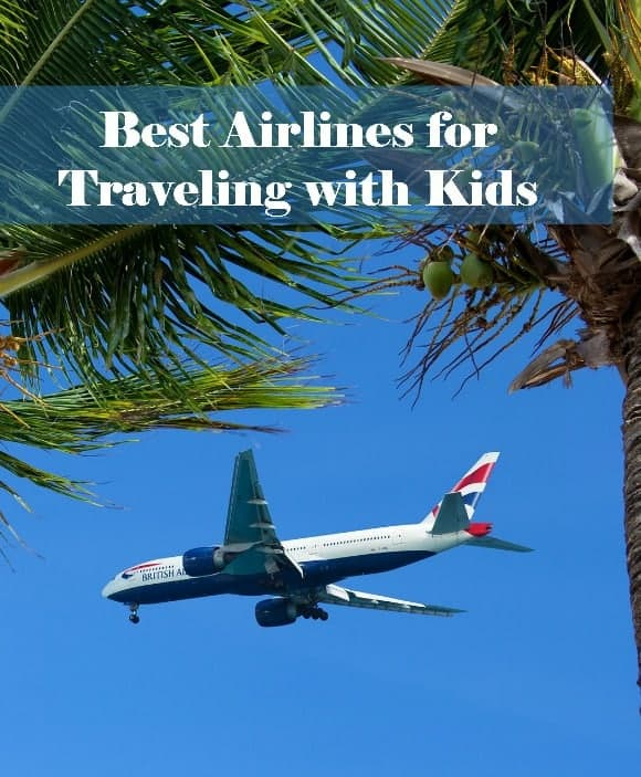 best-airlines-traveling-with-children