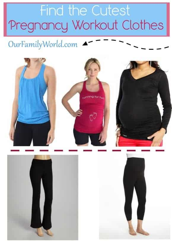 stay-comfy-get-fit-pregnancy-workout-clothes