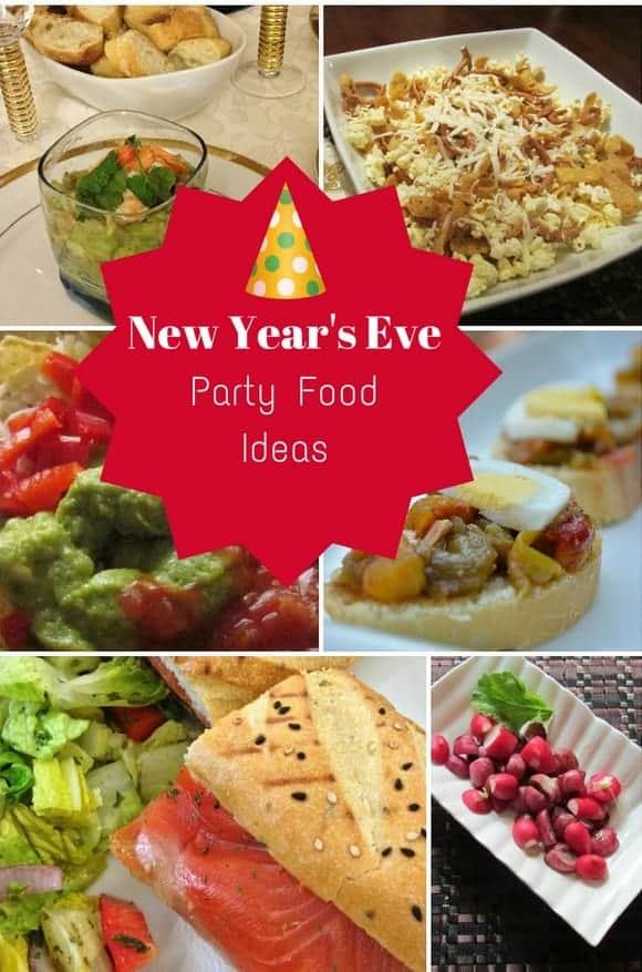 Quick simple new years eve party food ideas new years eve party food ideas forumfinder Images