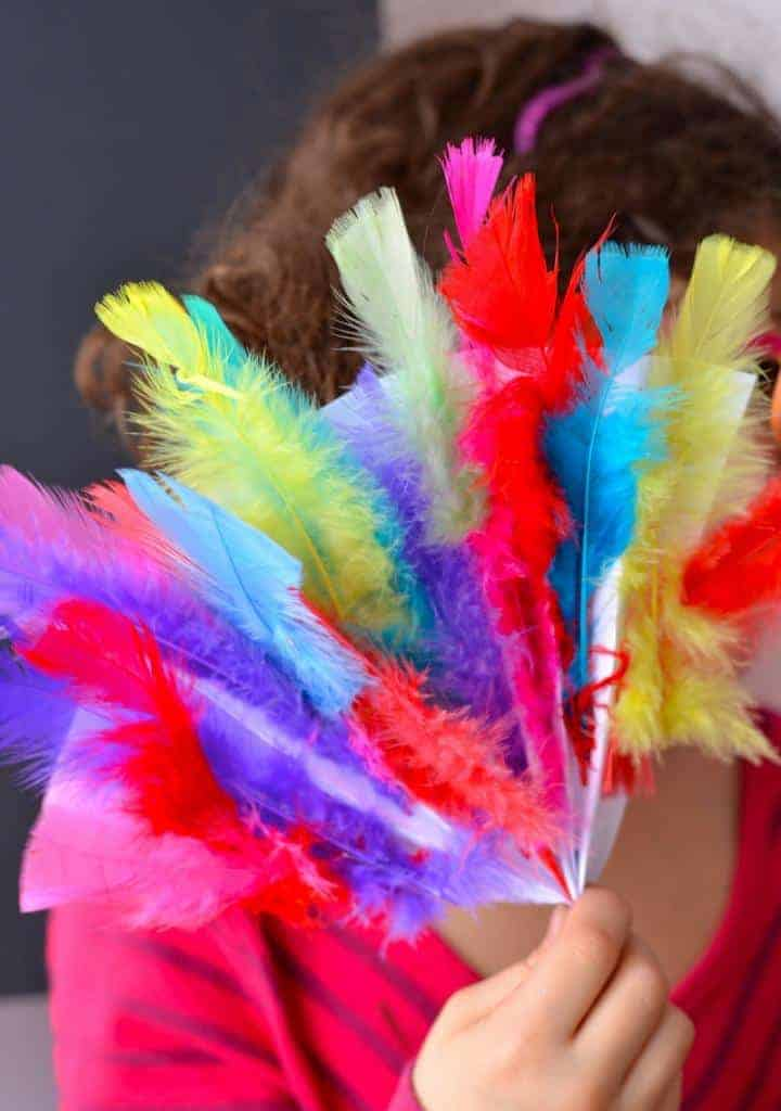 chinese-new-year-feather-fan-craft