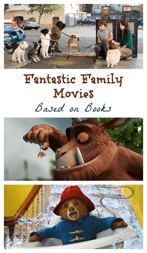 good-family-movies-based-on-books