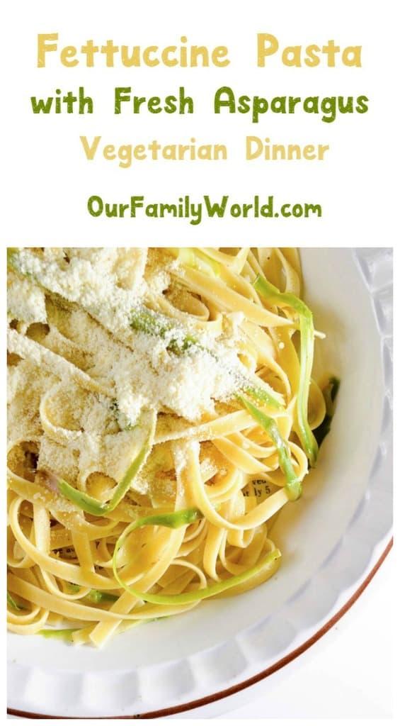 fettuccine-pasta-asparagus-easy-dinner-recipe