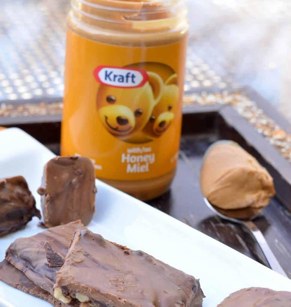 No Bake Peanut Butter Chocolate Bark Recipe
