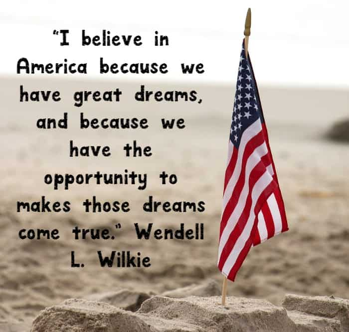 10 Inspiring Patriotic Quotes: 7 Of The Most Famous 4th Of July Quotes In History