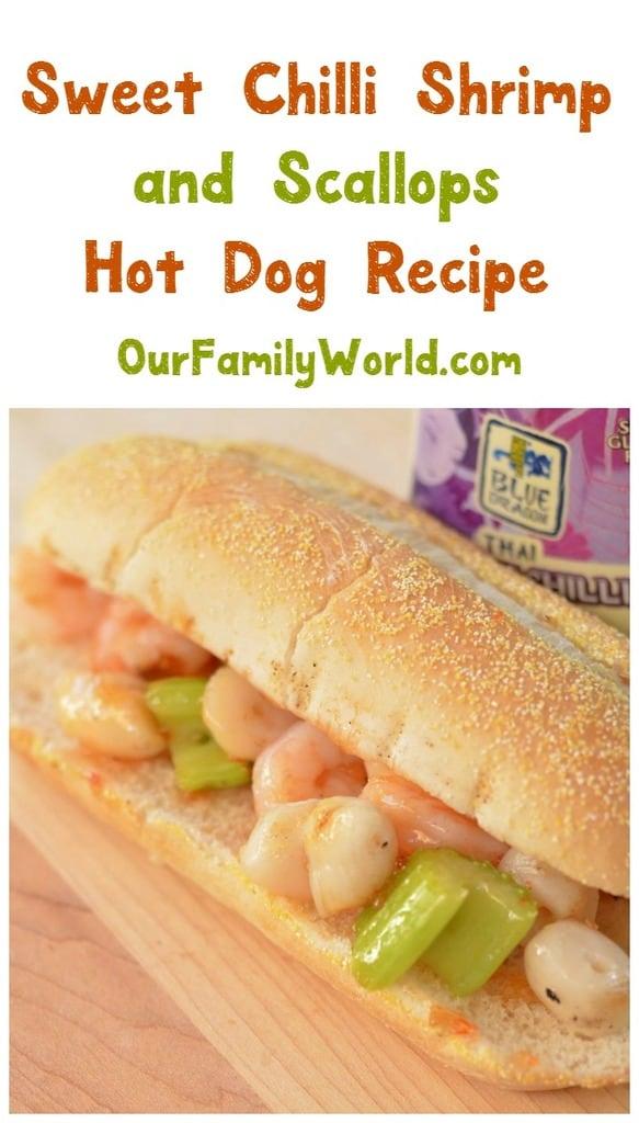 shrimp-scallops-hot-dog-easy-dinner-recipe