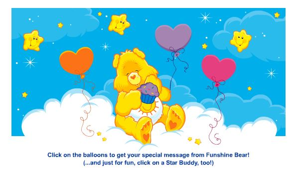 Sending meaningful birthday ecards with american greetings care bears cards for kidszpstybt122kg m4hsunfo