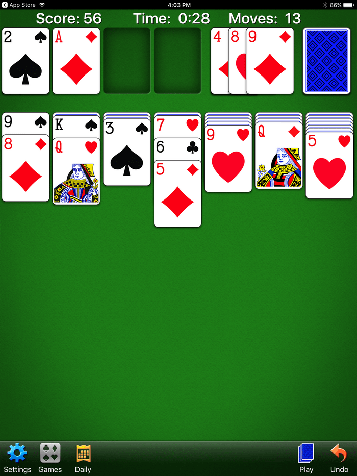 solitaire-by-mobilityware-app-review