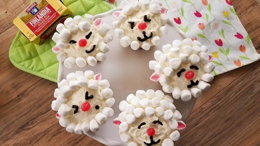 lamb-cupcakes-easter-dessert-recipe-finlandia